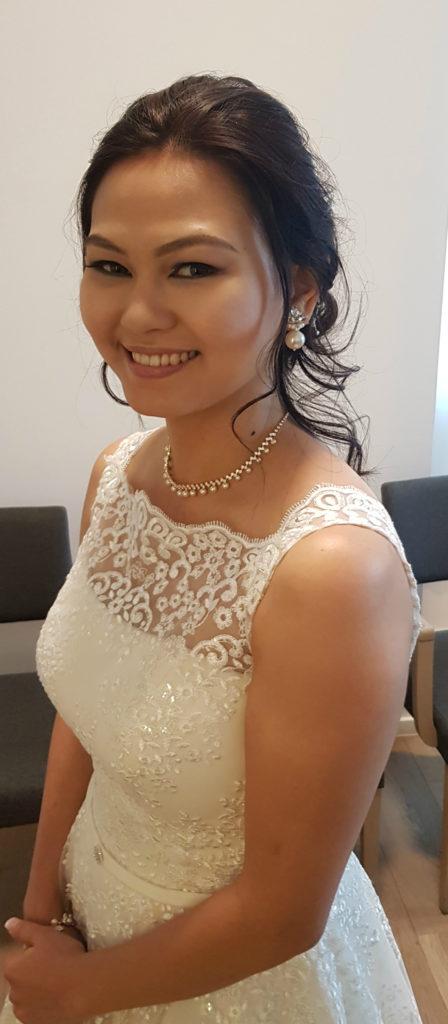 Bruidsmake-up & Bruidskapsel